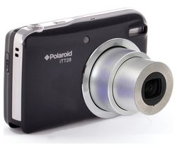 Polaroid ITT28-BLK-UK 20MP HD Superzoom Compact Camera with 20x Optical Zoom (Black)