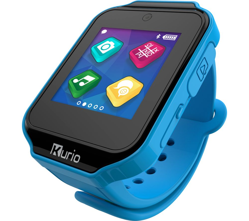 Buy Kurio C16500 Smartwatch Blue Free Delivery Currys