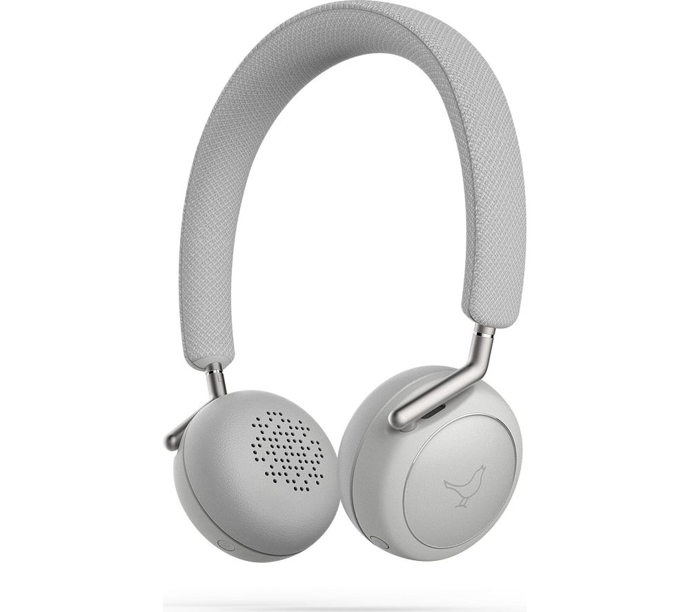 LIBRATONE Q Adapt Wireless Noise-Cancelling Headphones - Cloudy White