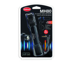 HAHNEL MH80 Microphone Holder and Extension Lead