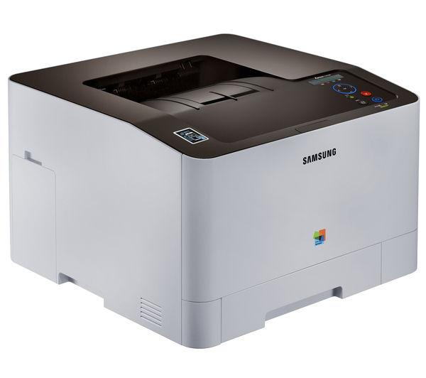 Image of SAMSUNG Xpress C1810W Wireless Laser Printer