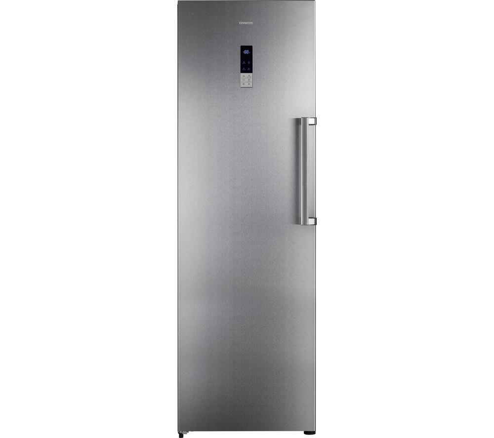 KENWOOD KTF60X15 Tall Freezer - Stainless Steel
