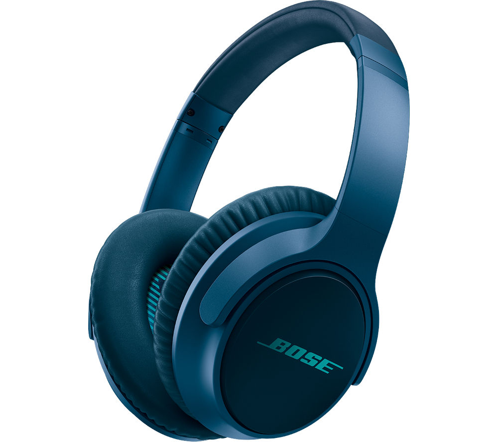 BOSE SoundTrue II Headphones – Navy Blue