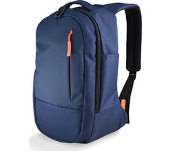 "GOJI GBLBP16 15.6"" Laptop Backpack - Blue & Orange"