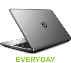 "HP 15-ba055sa 15.6"" Laptop - Silver"