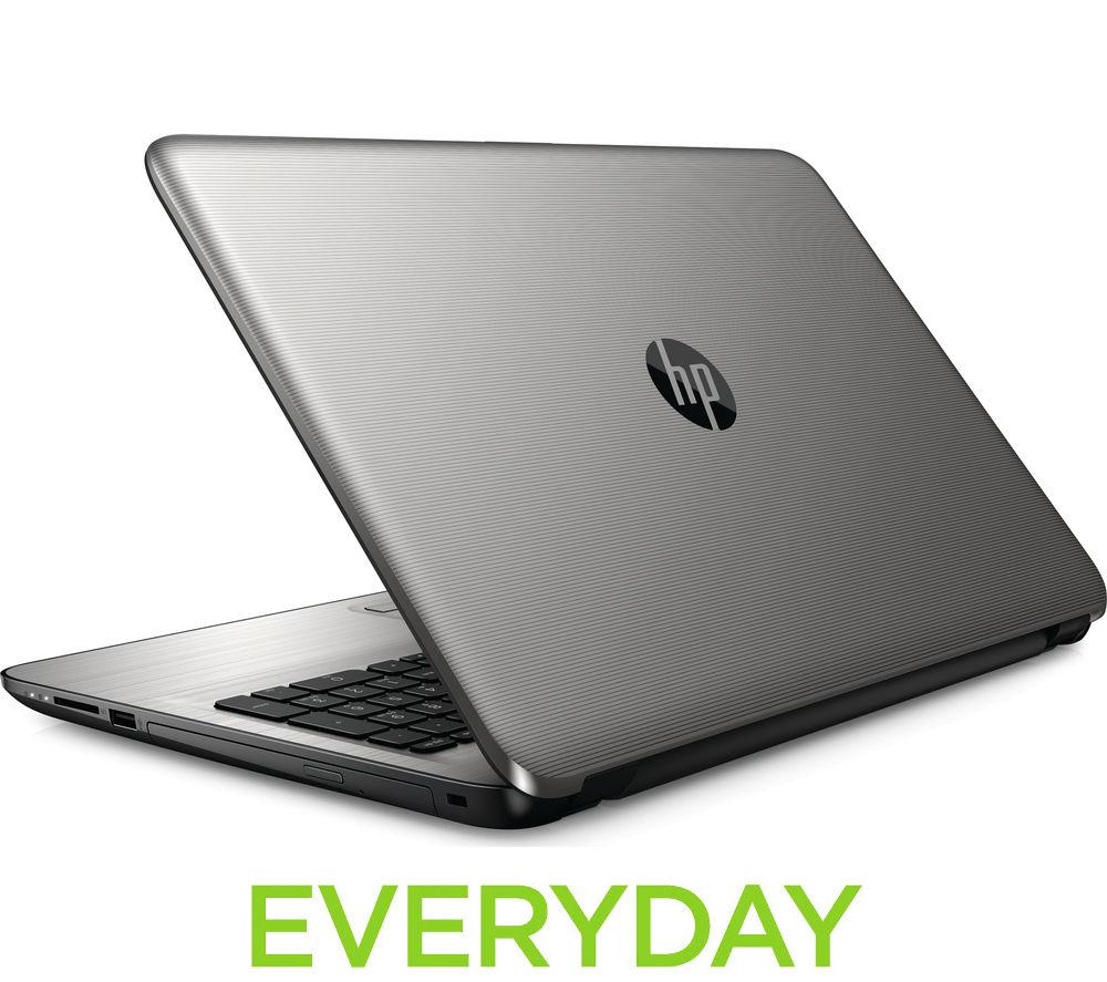 """Image of HP 15-ba055sa 15.6"""" Laptop - Silver"""