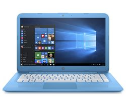 "HP Stream 14-ax050sa 14"" Laptop - Blue"