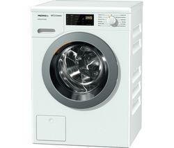 MIELE EcoPlus & Comfort WDD020 Washing Machine - White