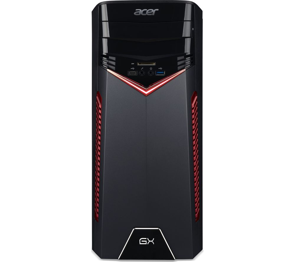 ACER Aspire GX-781 Gaming PC + Office 365 Personal