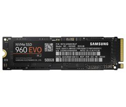 SAMSUNG 960 Evo Internal SSD - 500 GB