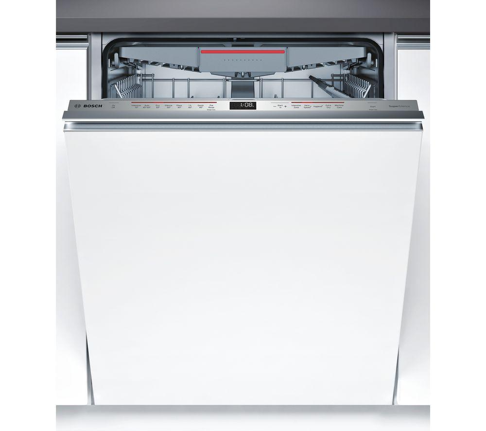 BOSCH Serie 6 SMV68MD02G Full-size Integrated Dishwasher