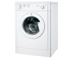 INDESIT Ecotime IDV75 Vented Tumble Dryer - White
