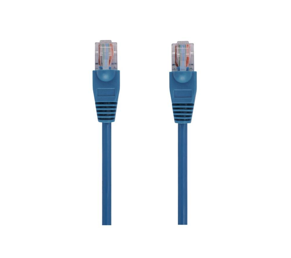 ADVENT  A5BLU5M13 CAT5e Ethernet Cable - 5 m