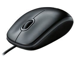 LOGITECH B100 Optical Mouse