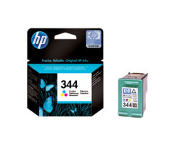 HP 344 Tri-colour Ink Cartridge