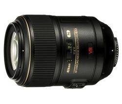 NIKON AF-S VR Micro-NIKKOR 105 mm f/2.8 G IF Macro Lens