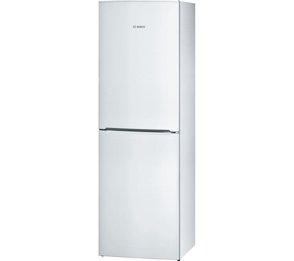 BOSCH KGN34VW25G Fridge Freezer - White