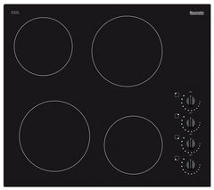 BAUMATIC BHC602 Electric Ceramic Hob - Black