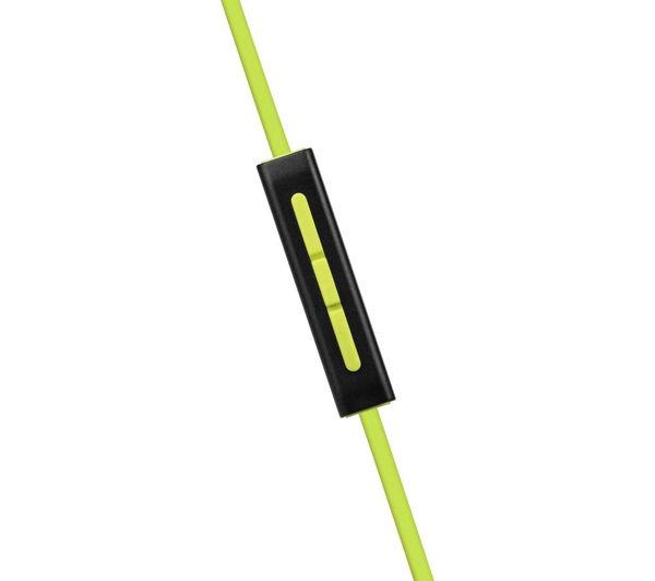 Image of MONSTER iSport SuperSlim Wireless Bluetooth Headphones - Green
