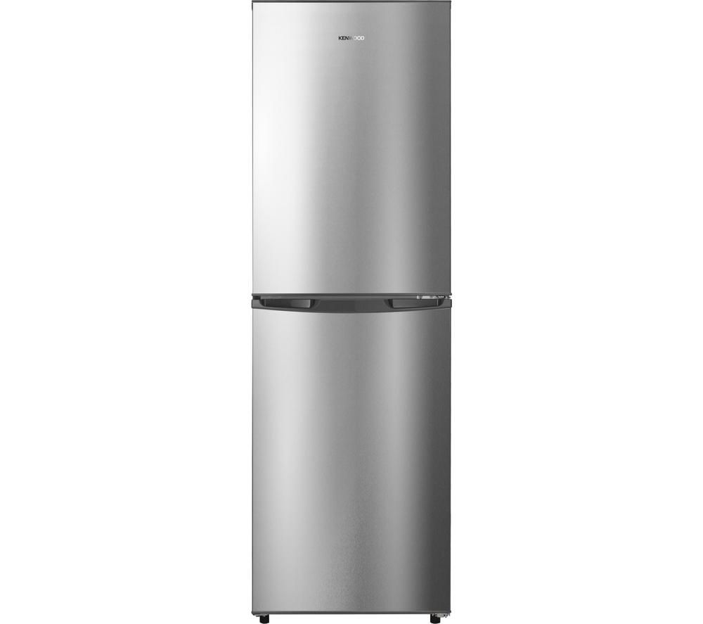 KENWOOD  KFC55X15 Fridge Freezer  Stainless Steel Stainless Steel