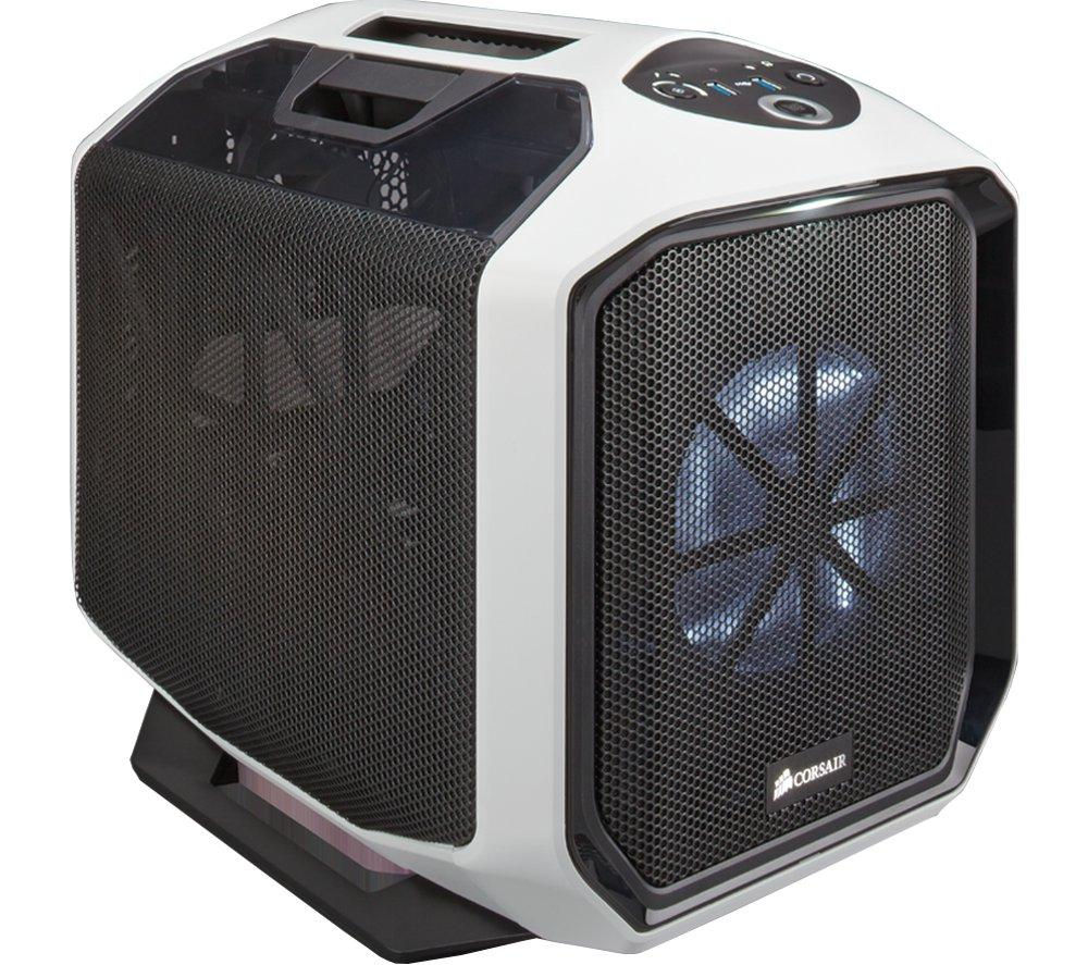 buy corsair graphite series 380t portable pc case free delivery currys. Black Bedroom Furniture Sets. Home Design Ideas
