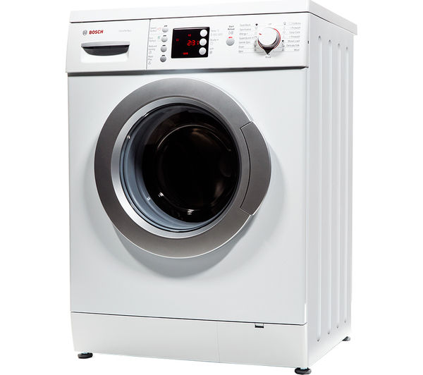 buy bosch wae28462gb washing machine white maxx 8. Black Bedroom Furniture Sets. Home Design Ideas