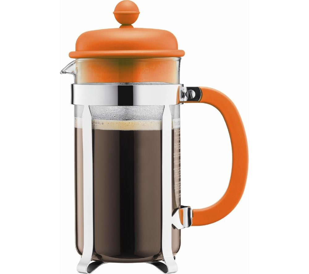 BODUM  Caffettiera 1918-116 Coffee Maker - Orange, Orange