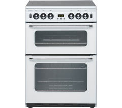 NEW WORLD 600TSIDLm 60 cm Gas Cooker - White