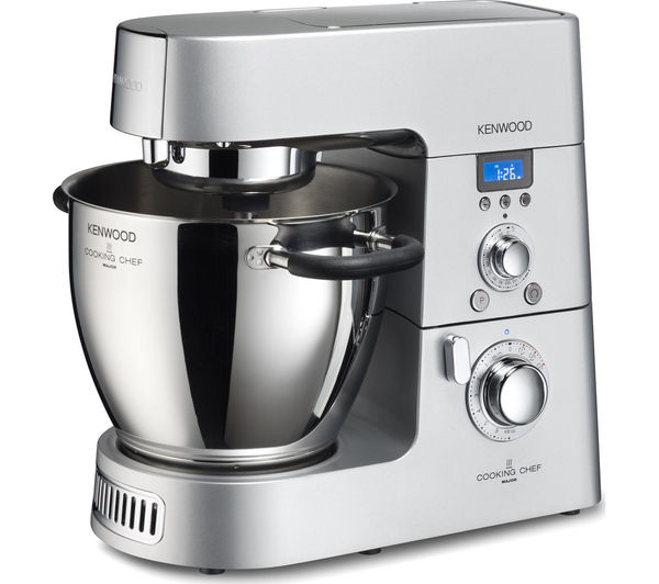 buy kenwood cooking chef km086 stand mixer silver free. Black Bedroom Furniture Sets. Home Design Ideas