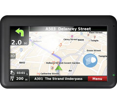 "BINATONE F435 4.3"" Sat Nav - with UK & ROI Maps"