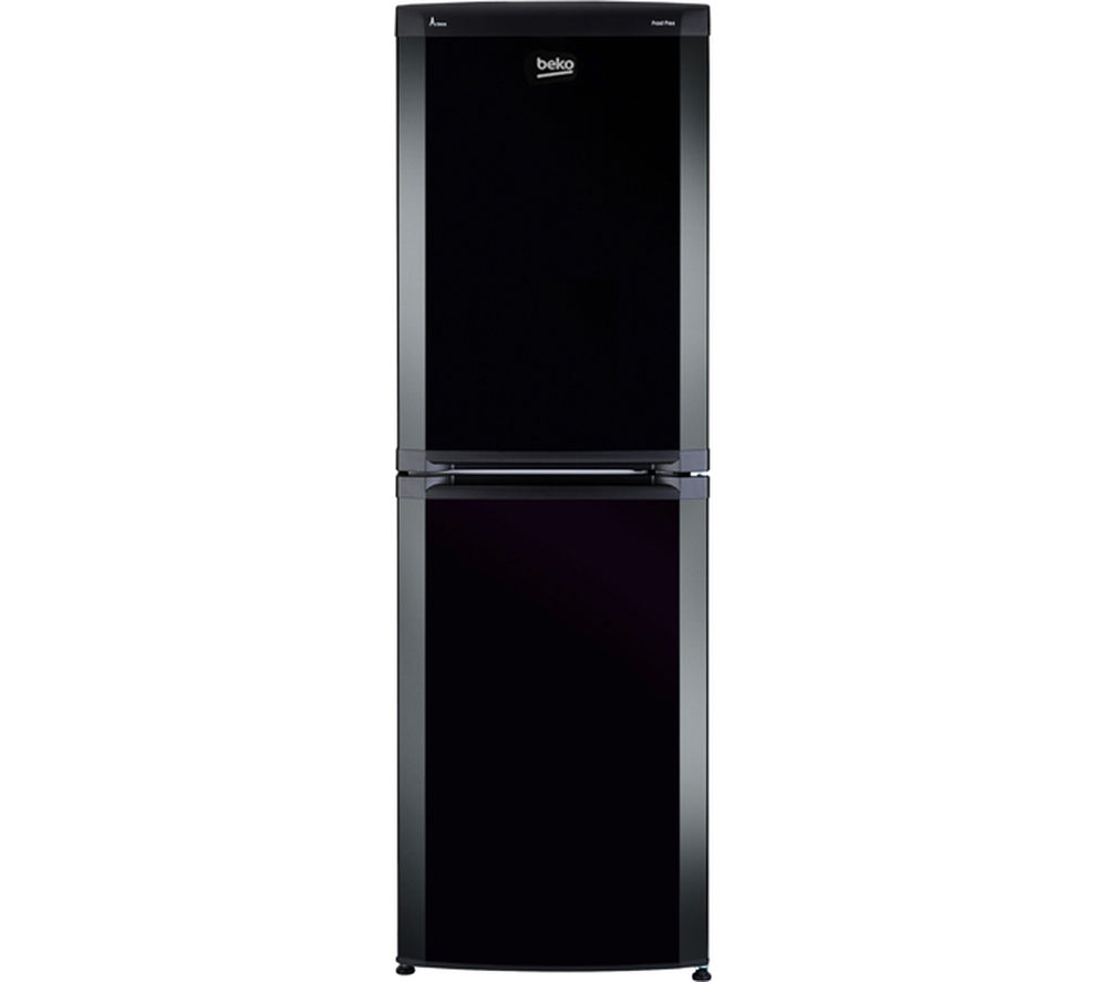 buy beko cf5834apb fridge freezer black free delivery. Black Bedroom Furniture Sets. Home Design Ideas
