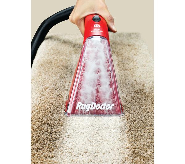 Buy Rug Doctor 93306 Portable Spot Cylinder Carpet Cleaner