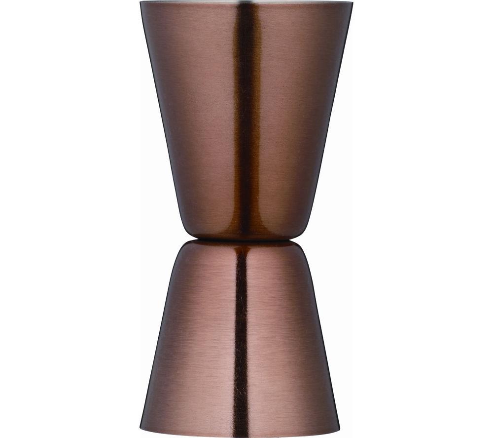 Image of BAR CRAFT Multi Measure Cocktail Jigger - Copper