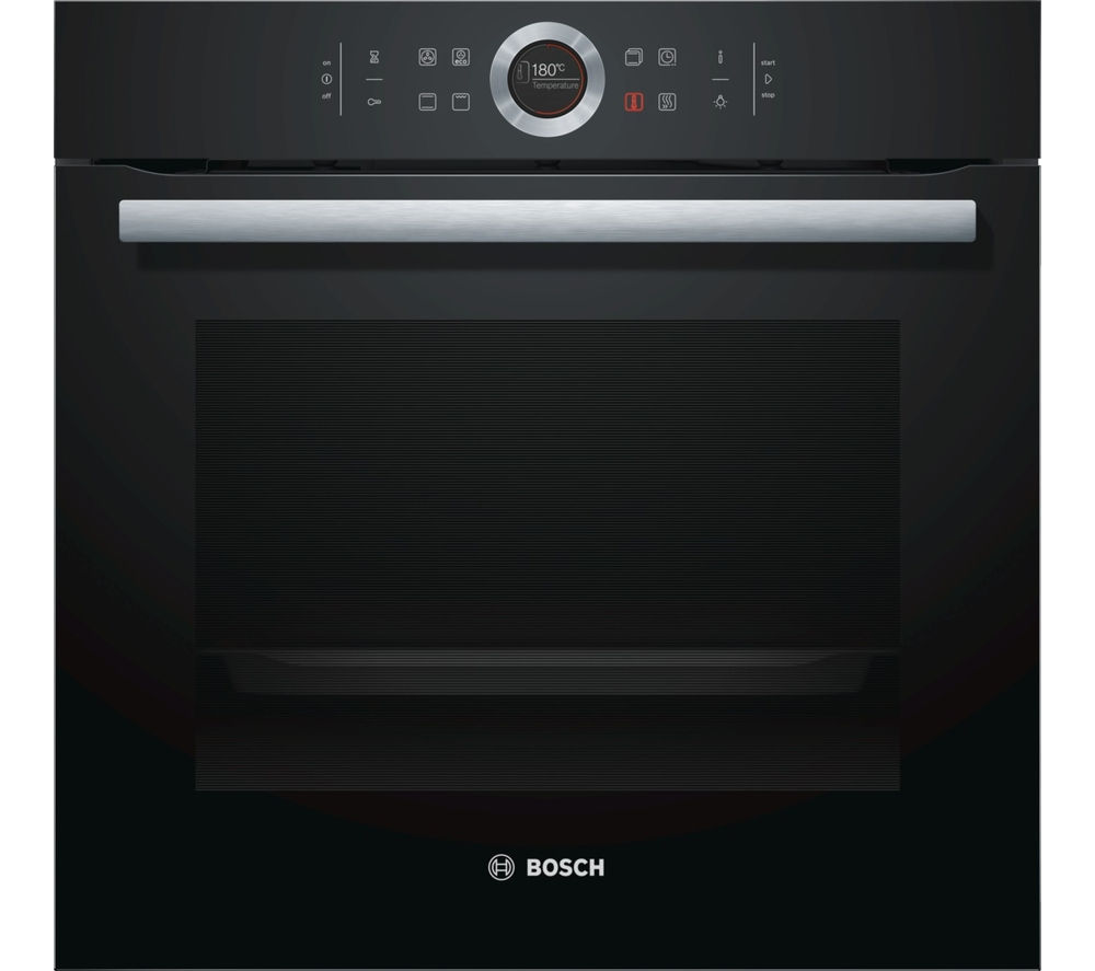 BOSCH HBG634BB1B Electric Oven - Black