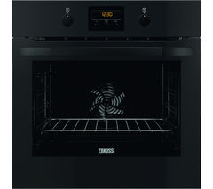 ZANUSSI ZOP37902BK Electric Oven - Black