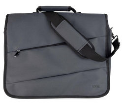 "LOGIK LGYMSG16 15.6"" Laptop Messenger Bag - Black"