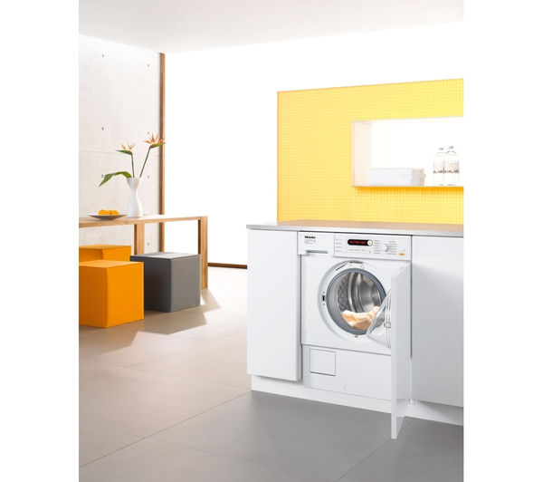 buy miele w2819ir integrated washing machine white. Black Bedroom Furniture Sets. Home Design Ideas