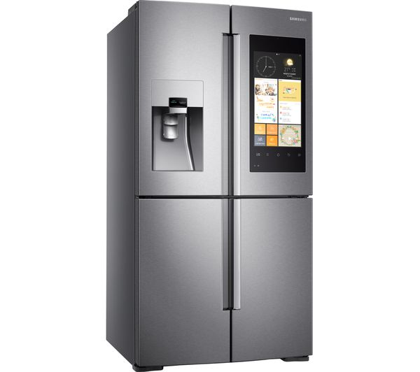 Stainless Steel Fridge For Small Kitchen