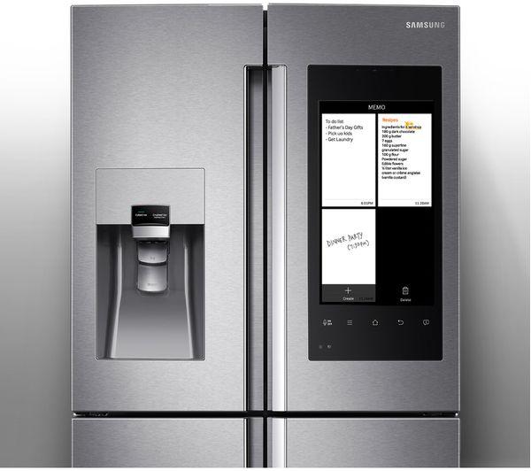Buy Samsung Family Hub Rf56k9540sr American Style Smart
