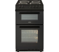 BELLING FS50ET 50 cm Electric Cooker - Black