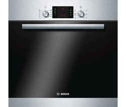 BOSCH HBA53R150B Electric Oven - Stainless Steel