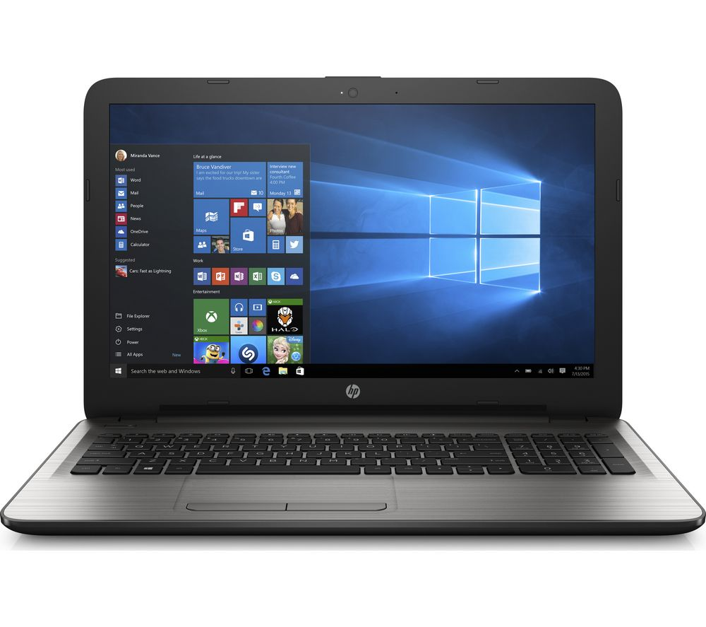 buy hp 15 ay170sa 15 6 laptop with latest 7th gen intel