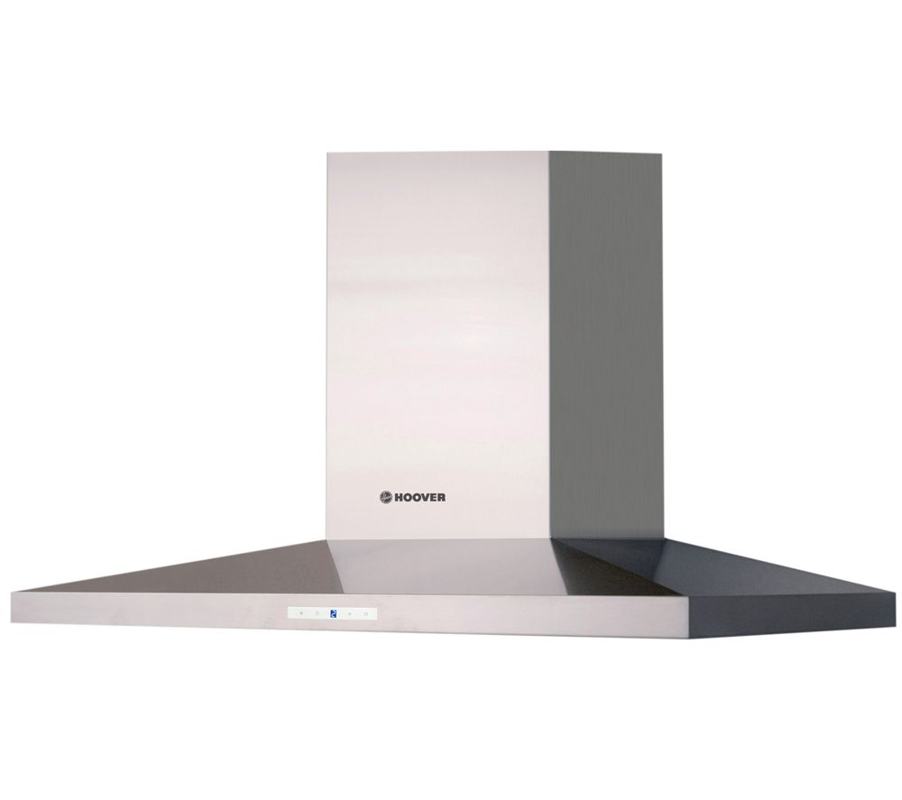 HOOVER  HCT9700X Chimney Cooker Hood  Stainless Steel Stainless Steel