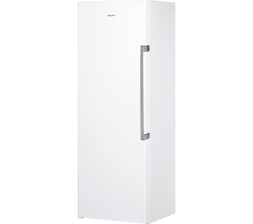 HOTPOINT  UH6F1CW Tall Freezer  White White