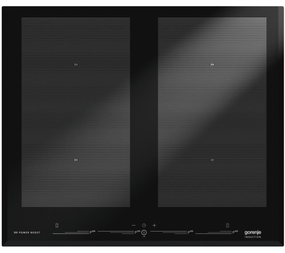 GORENJE IS677USC Electric Induction Hob - Black