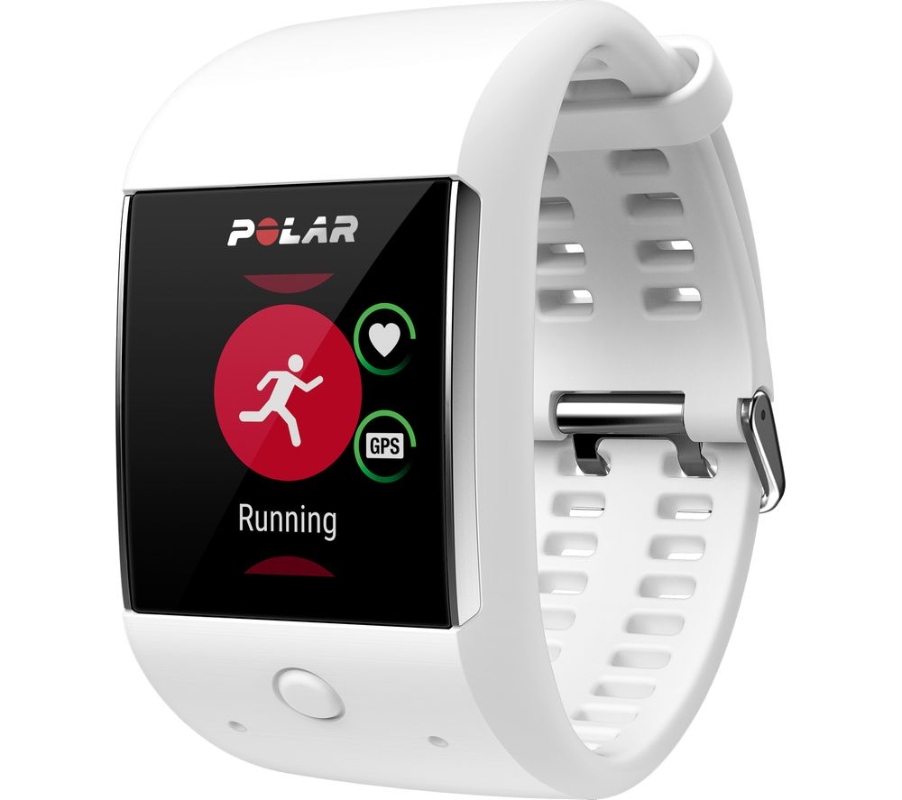 POLAR M600 Smartwatch - White