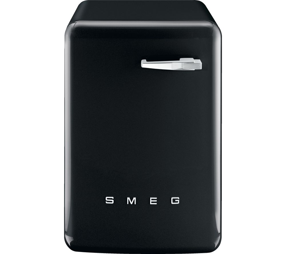 SMEG  WMFABBL2 Washing Machine  Black Black