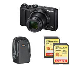 NIKON COOLPIX A900 Superzoom Compact Camera - Black