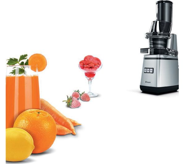 Buy HOTPOINT SJ 15XL UP0 Juicer - Silver Free Delivery Currys