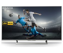 "SONY BRAVIA KD49XE8077SU 49"" Smart 4K Ultra HD HDR LED TV"